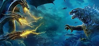 Godzilla Monsters King Movies Hollywood Wallpapers