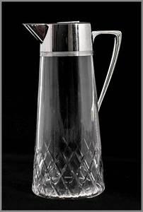 Glaskaraffe Mit Deckel : glas kristall kristall karaffen antiquit ten ~ Pilothousefishingboats.com Haus und Dekorationen