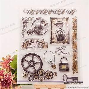 Acheter Album Photo : acheter souvenirs transparent silicone tampon sceau de bricolage scrapbooking ~ Teatrodelosmanantiales.com Idées de Décoration