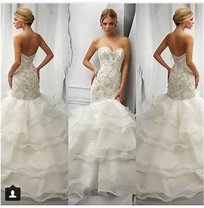 trumpet style wedding dress vs mermaid dress blog edin With trumpet vs mermaid wedding dresses