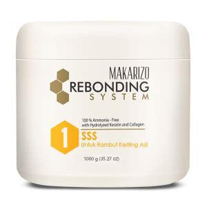 Harga Makarizo Protection Spray rebonding system protection spray makarizo international