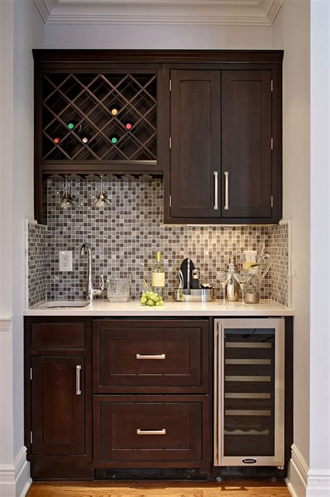 Basement Bar Cabinet Ideas by Thinking About Creating Something Like This Bar