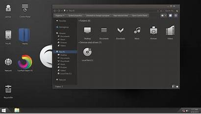 Steam Os Iconpack Windows Win7 Pack Skin