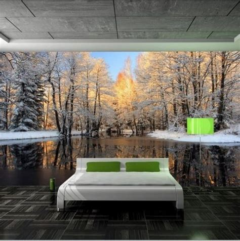 43 enchanting forest wall murals for and dreamy home decor