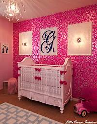 baby rooms for girls Girly, Girl Baby Nursery Rooms - Simplified Bee