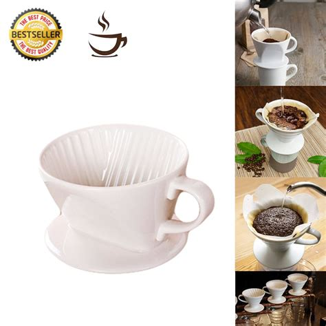 Does walmart offer valuable coffee? Ceramic Porcelain Drip Cone Coffee Filter Brewer with 3 holes- No. 2 Size   Walmart Canada