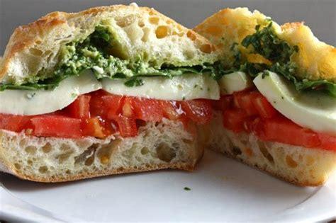 caprese sandwich caprese sandwich