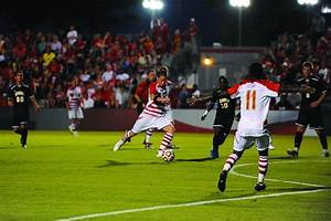 Men's Soccer Tops Rutgers To Capture Big Ten Title