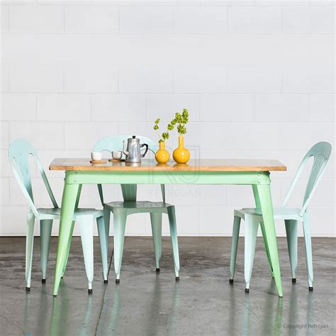 green kitchen table 40 beautiful pieces of mint green home decor 1443