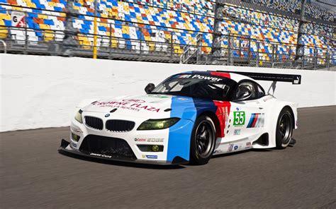 Bmw Z4 Gte Race Car To Contest 2013