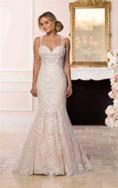 Boho Wedding Dress With Floral Detail Stella York