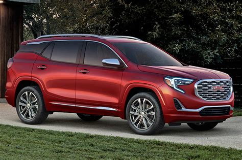 2018 Gmc Terrain First Look Review Higher Ground Motor
