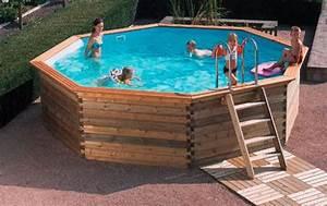 Piscine Bois Ronde : piscine bois ronde un achat convivial ~ Farleysfitness.com Idées de Décoration