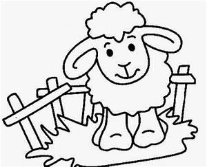 Schaf Malvorlagen Zum Ausdrucken
