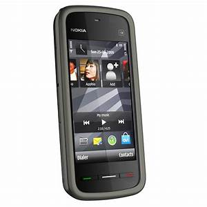 Nokia Launches 5230 and 5530 Cheap TouchScreen phones in India