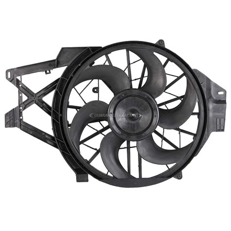 mustang radiator fan not working 1999 ford mustang fan assembly parts from car