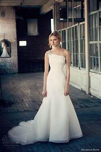 one shoulder strap wedding dress inspiration 2046808 With one strap wedding dresses