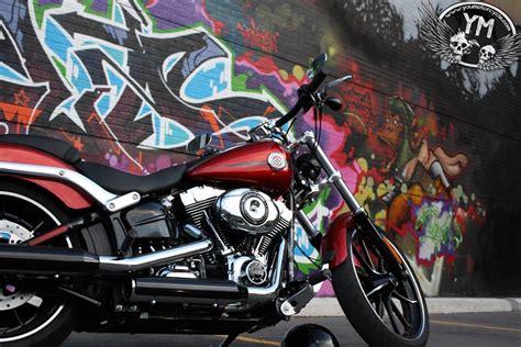 2013 Harley-davidson Breakout, Night 1