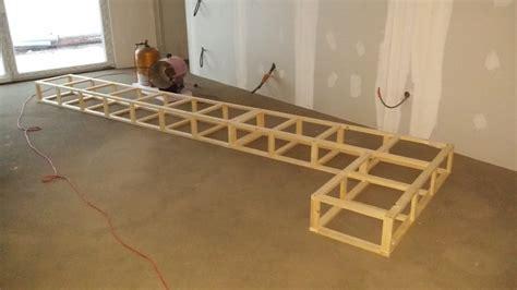 caisson cuisine 19mm confection des structures pour les plafonds suspendus construction maison rt2012 de nancy et fred