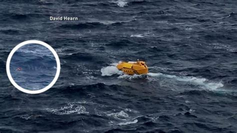 disney cruise ship saves caribbean cruise passenger video