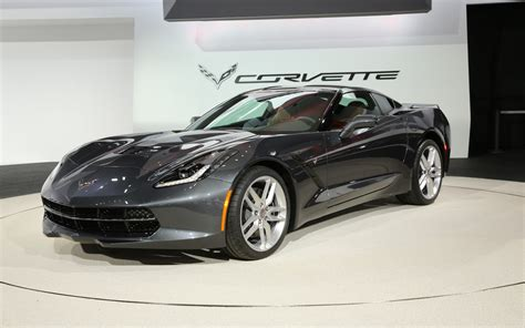corvette stingray 2014 2014 chevrolet corvette stingray first look photo gallery