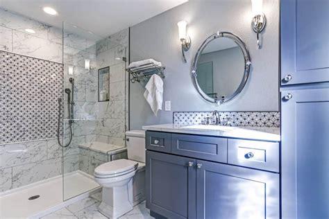 beautiful blue master bathroom ideas