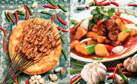 cooking cuisine muslim restaurants food drink out beijing