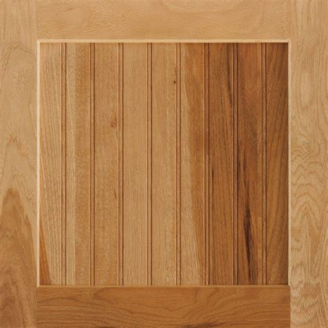 american woodmark kitchen cabinet doors american woodmark 14 9 16x14 1 2 in shorebrook hickory
