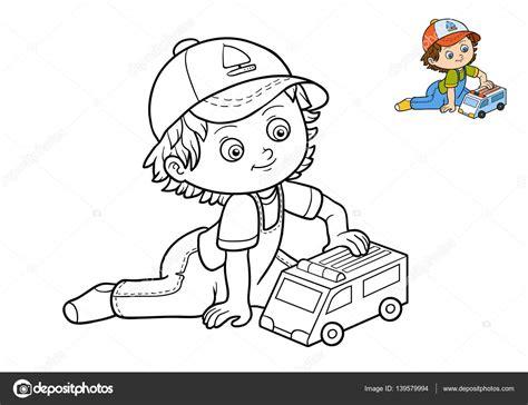 ragazzo che gioca  pallone disegno da colorare migliori