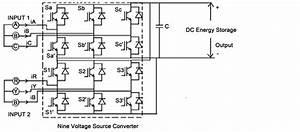 Voltage Source Converter Circuit Diagram