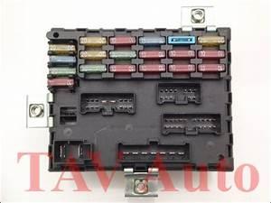 Fuse Relay Box 46412170 A223 Fiat Punto Barchetta