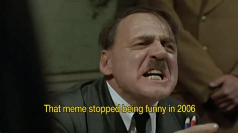 Hitler Movie Meme - hitler reacts to sbs doing a downfall meme movie blog