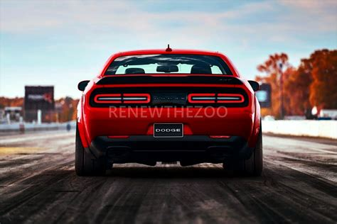 Dodge New 2020 by Brand New Dodge Challenger 2020 Dodge Review