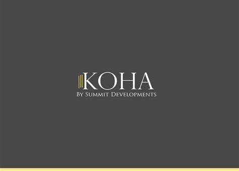 The Koha - Summit Developments