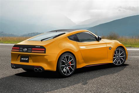 Everything we know about the 2021 Nissan 400Z