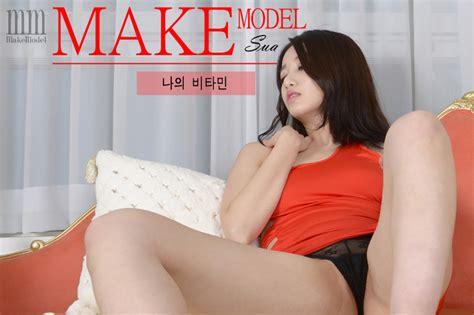 Sua수아 Makemodeland비공개누드출사엘프포토출사韩国makemodel掰穴私拍3
