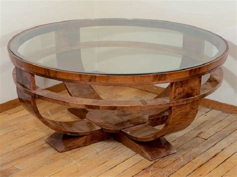 large round glass coffee table big living room with large ottoman as coffee table and