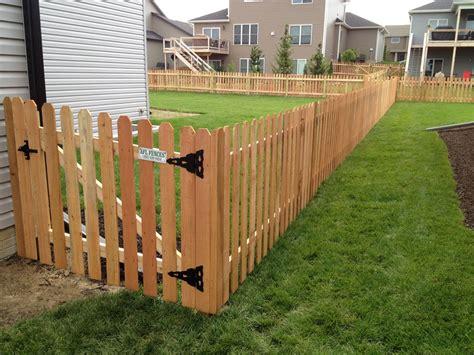 afl fences lincoln wood fence wood fencing options