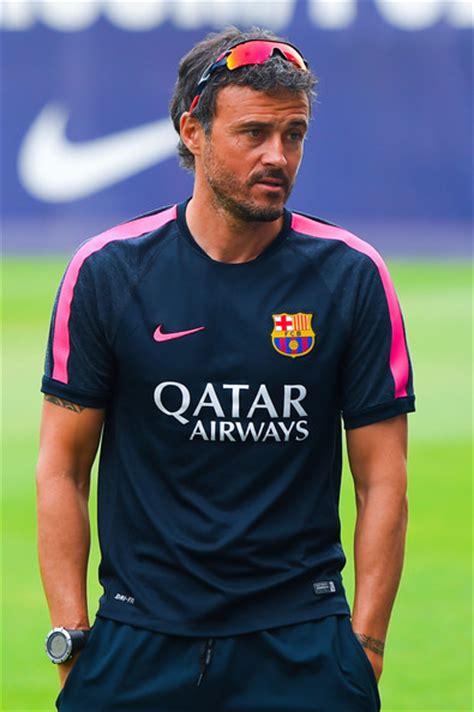 Statistiques de luis enrique ibarra recalde. Luis Enrique - Luis Enrique Photos - FC Barcelona Training ...