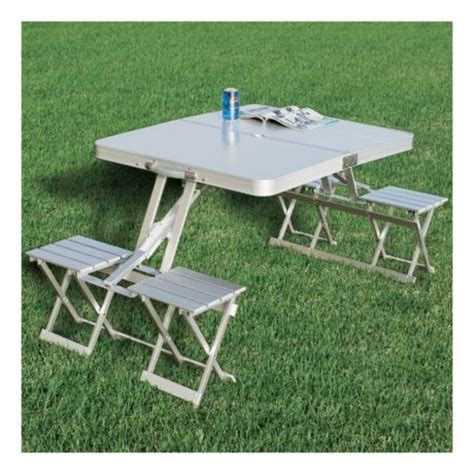 cabelas folding chair with side table cabela s folding aluminum picnic table cabela s canada