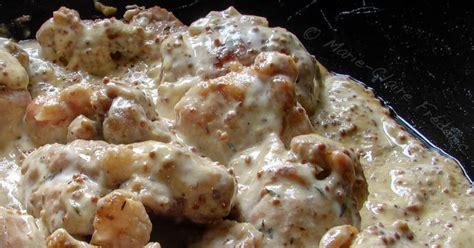 cuisiner joue de porc araignée de porc sautée à la moutarde du miel et du sel