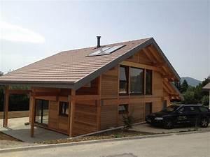 Ossature Bois Maison : maison bois haute savoie bbc ~ Melissatoandfro.com Idées de Décoration