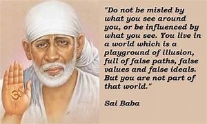 shirdi sai baba... Shirdi Sai Motivational Quotes