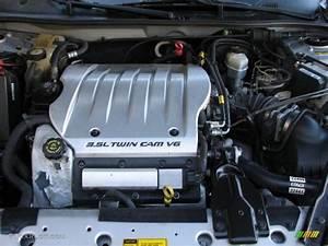 2000 Oldsmobile Intrigue Gl 3 5 Liter Dohc 24