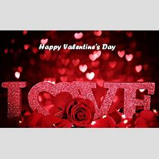 Romantic Happy Valentine's Day Love Messages For Wife  Her  Merry Christmas & Happy New Year