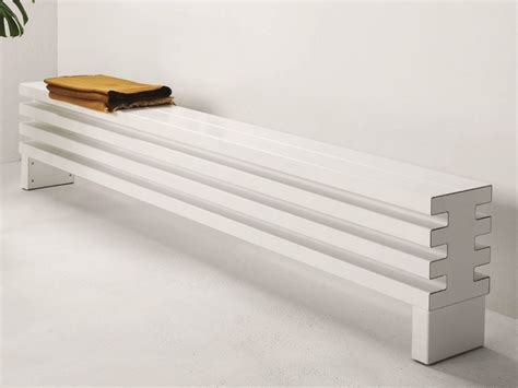 bench radiator soho bench radiator by radiatori design ludovica