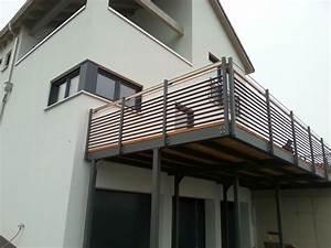 balkone und balkongelander von kirchberger metallbau With französischer balkon mit moderne gartenzäune aus metall