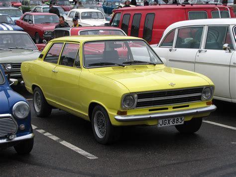Opel Kadett B by Opel Kadett B 1965 1973 Prvi Das Auto