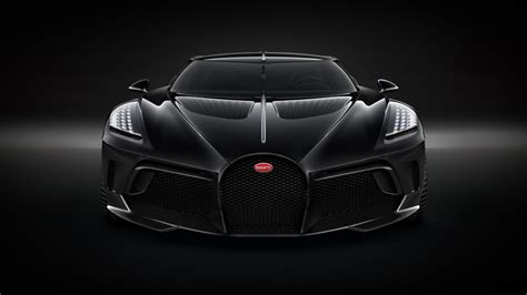 bugatti la voiture noire    expensive  car