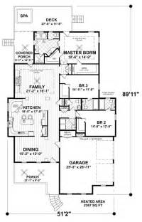 narrow cottage plans this craftsman cottage ranch house plan is for a narrow lot it 39 s so that